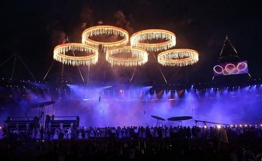 Otwarcie Igrzysk Olimpijskich 2012